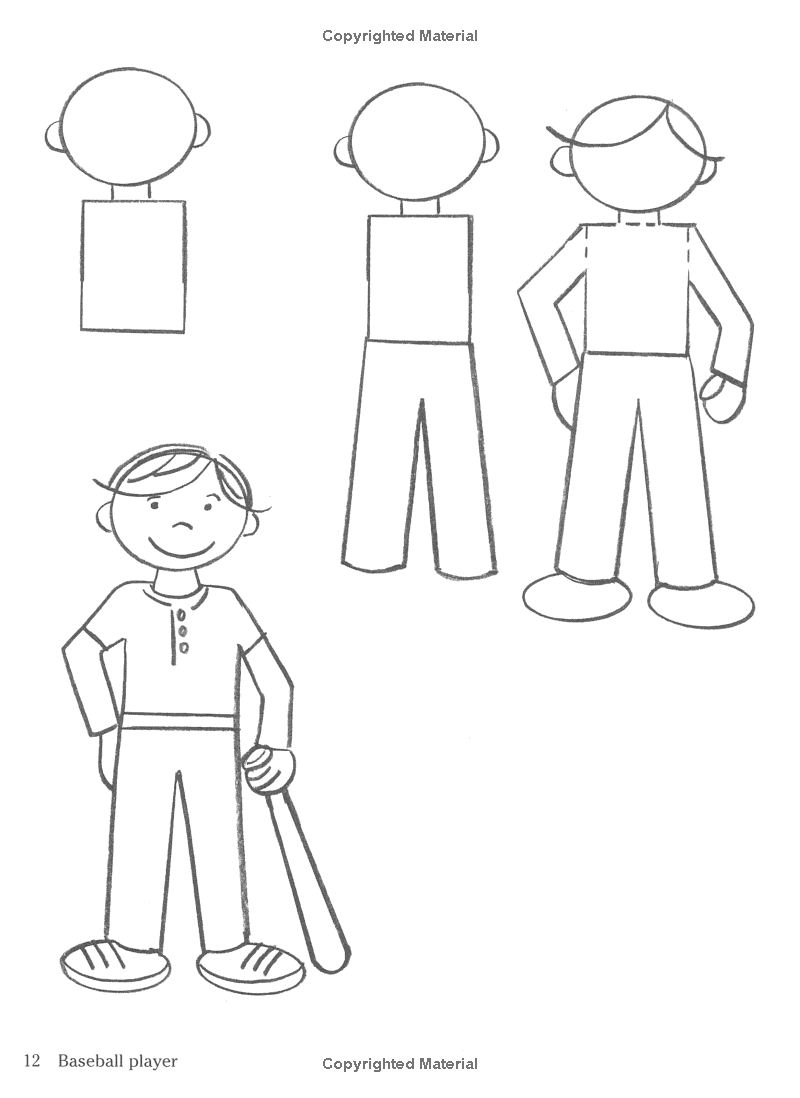 Photo of How to Draw People (Dover How to Draw)