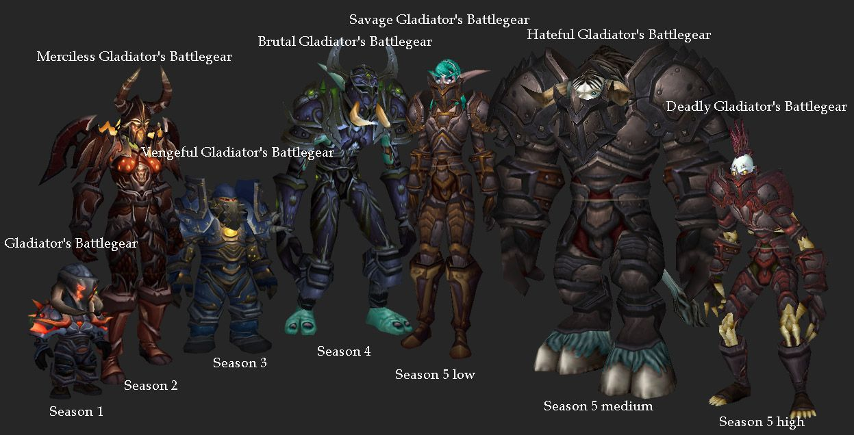 Wow pvp gear warrior sets wowwiki your guide to the world of