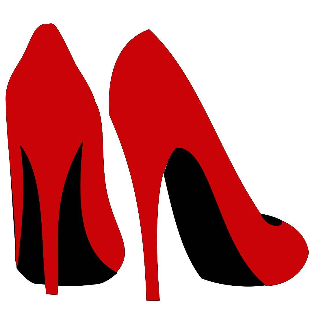 High Heel Shoe Template For High Heel Shoe Template For Card Cumed Org Shoe Template Shoes Heels Heels