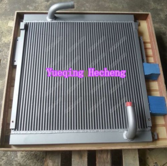 1105.00$  Watch now - http://alixu3.worldwells.pw/go.php?t=32759863920 - New Aluminium Hydraulic Oil Cooler For E320B Machine