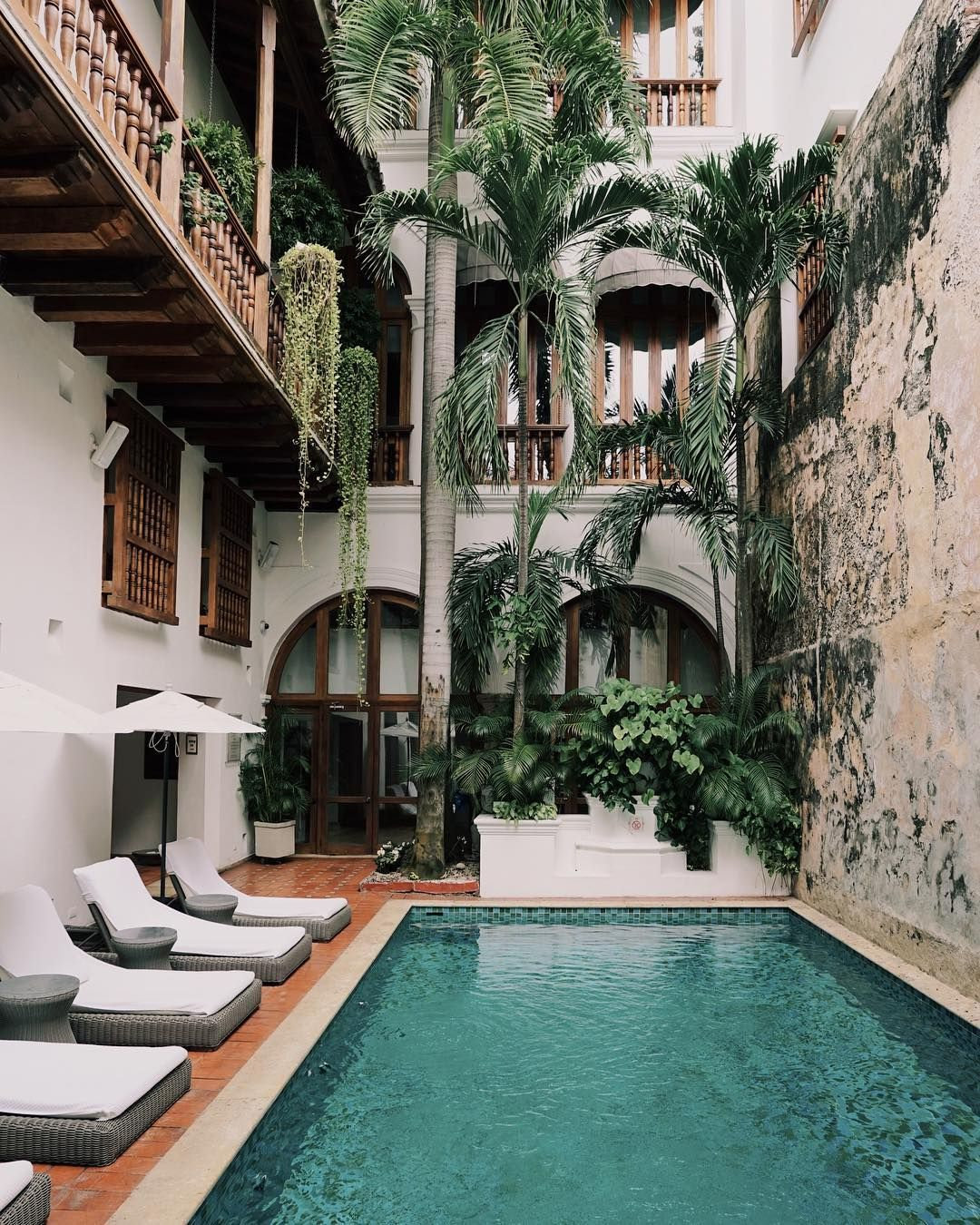 Trip To Colombia, Hotel Inspiration