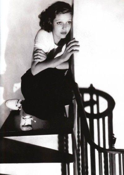 Edward Steichen - Loretta Young, 1932