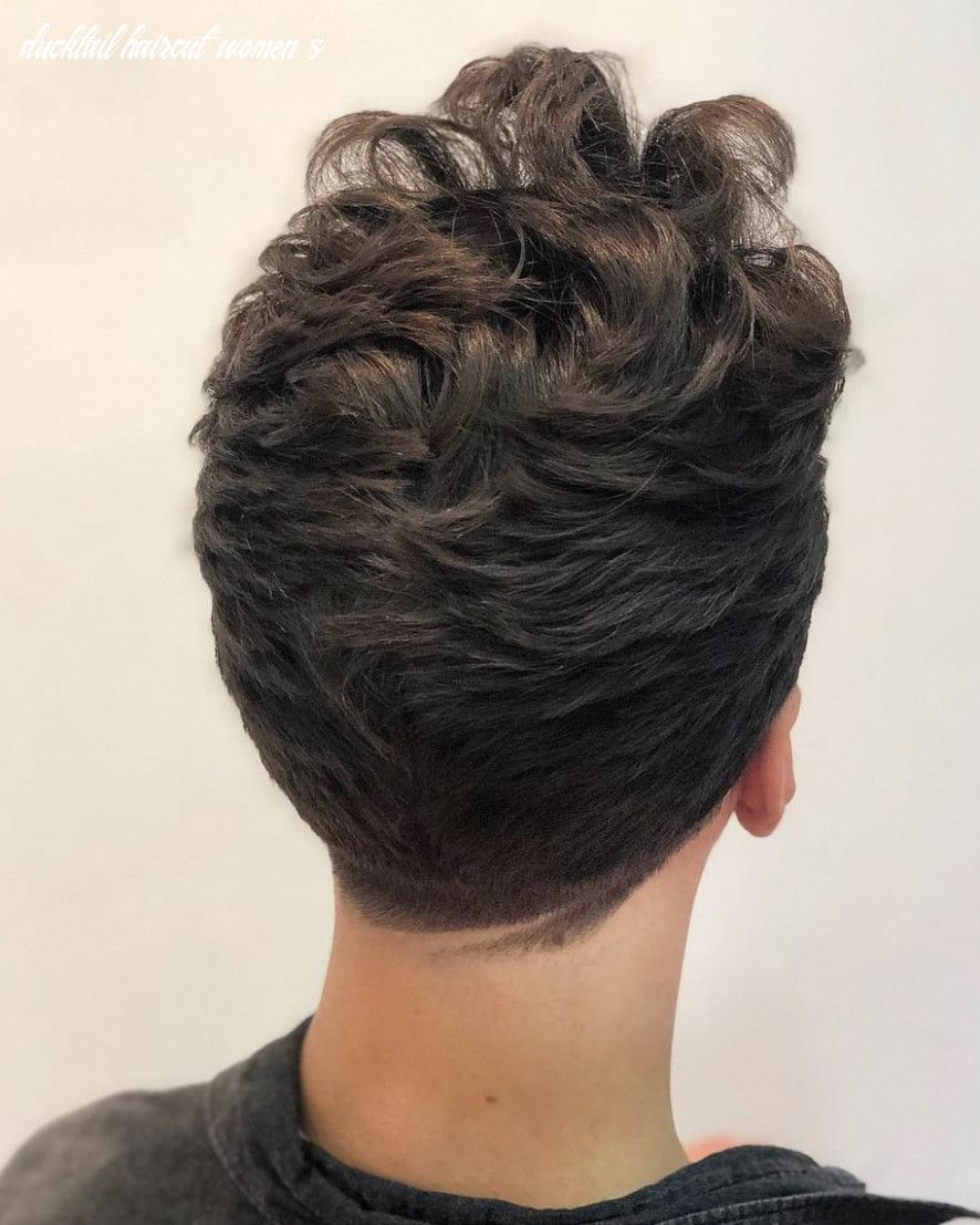 36+ What is a ducktail haircut ideas in 2021