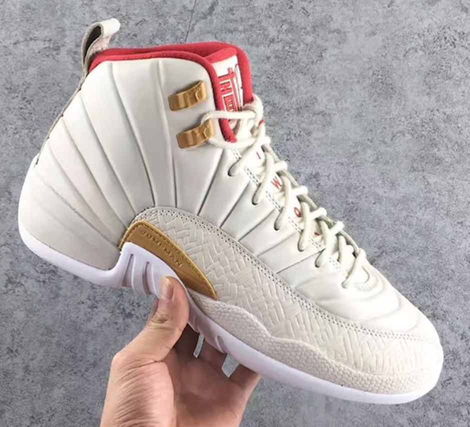 Another Look At The Air Jordan 12 Cny