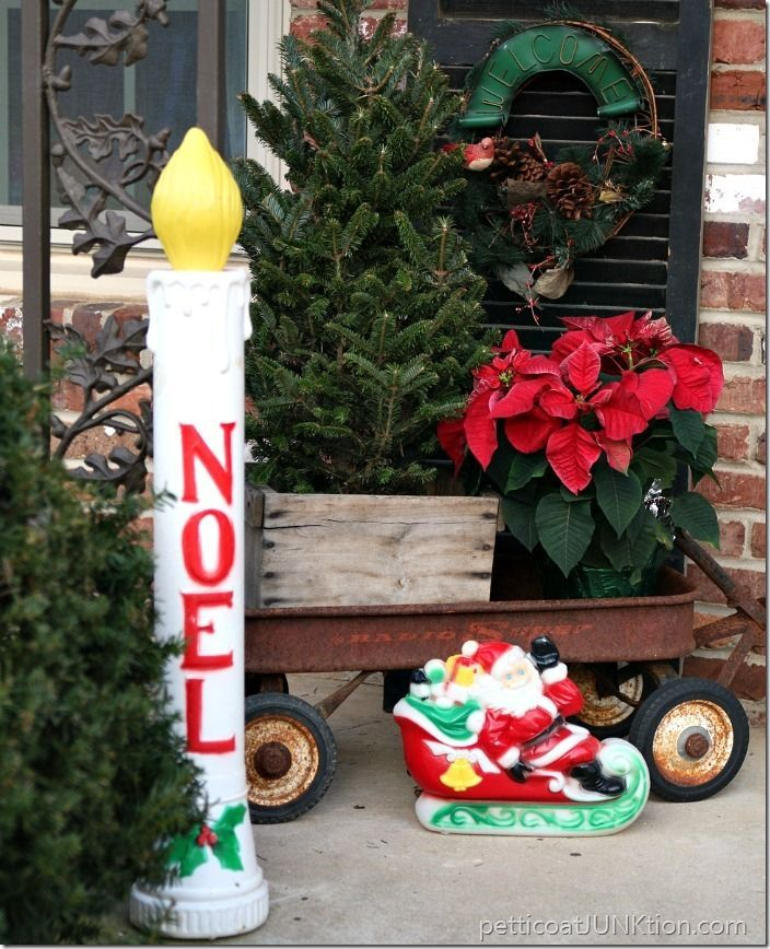 10 Clever Christmas Ideas Using Recycled Items