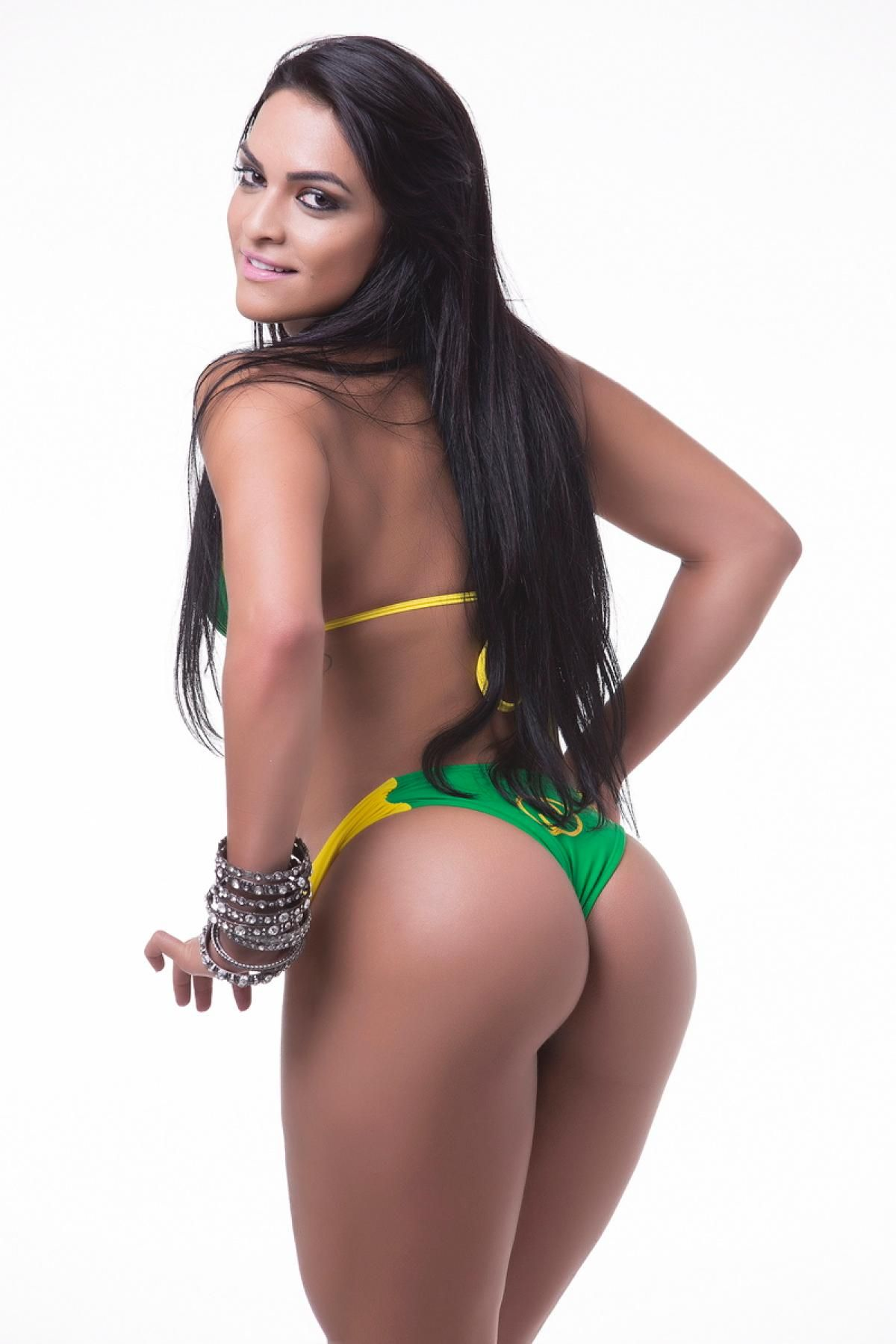 Photo gallery beauty contestants brazil — photo 10