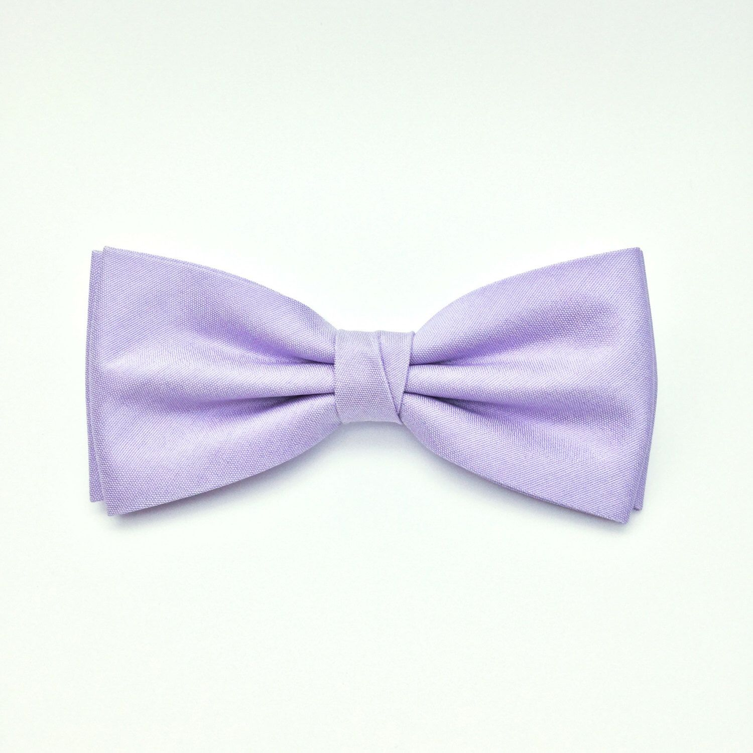 74648766a6f8 Periwinkle Bow tie, Purple Lilac Bow Tie, Solid Bow tie, Lilac Wedding,  Silk Bow tie, Gift for Him, Bow tie for Groom, Mens Bow tie