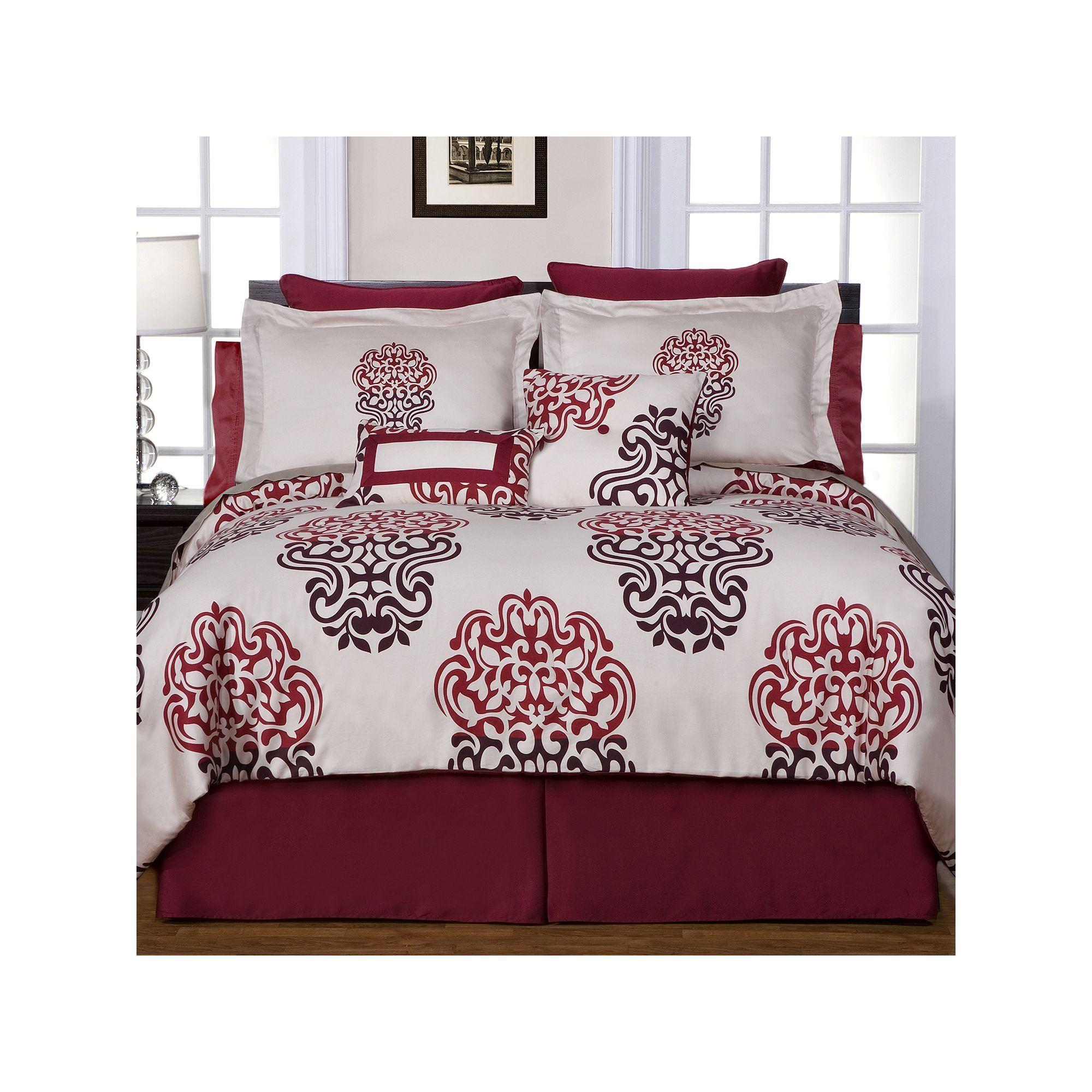 Pointehaven Cherry Blossom Bed Set Comforter sets