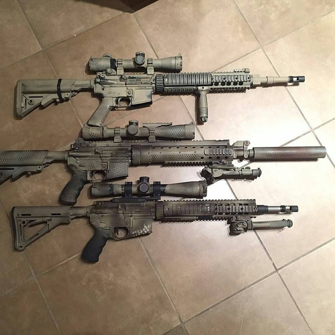 DMR/SPR in my opinion, best AR set ups for the Apocalypse ...