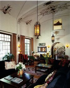 Spanish Interior Design | The Top Los Angeles Interior Designer Lyndall  Hobbs Says Every Job Has .