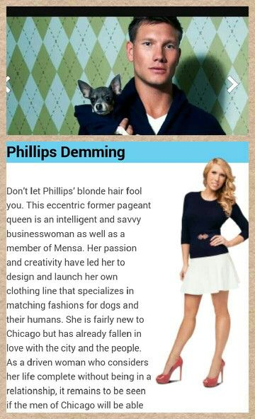 #phillipsdemming is a women who creates clothes not only for people but for their dogs. Anyone ready to match their dog?