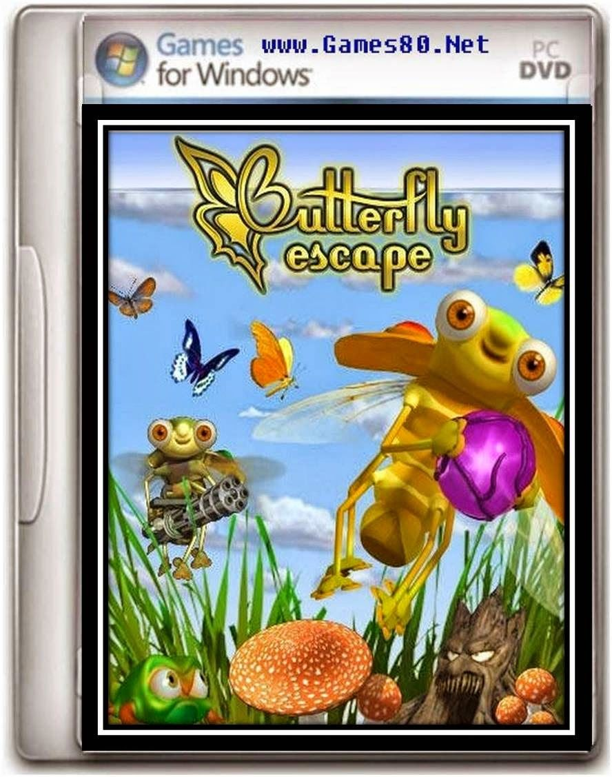 Butterfly Escape Game Free games, Escape game, Best pc games