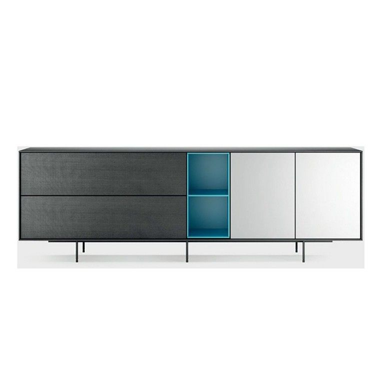 Top 10 Buffets Und Schranke Fur Eine Skandinavische Innenarchitektur Germany Design World Exklusivesd Sideboard Designs Credenza Design Interior Furniture