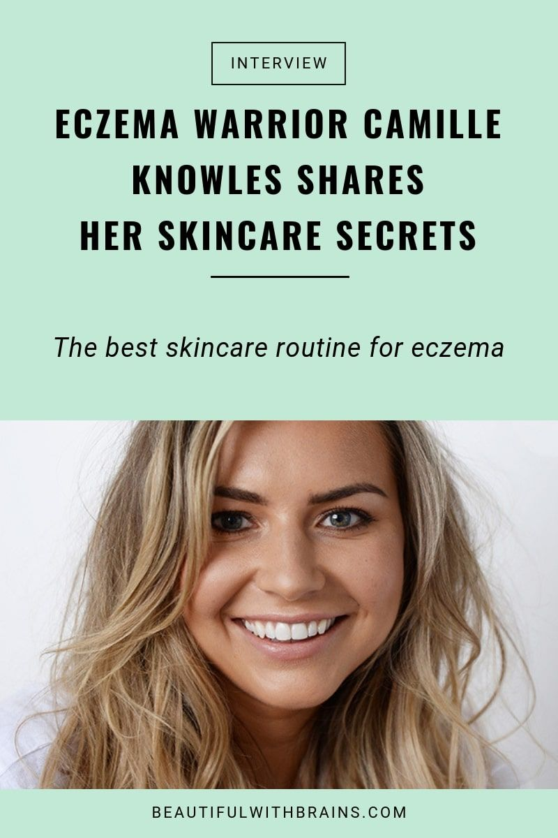 The Best Skincare Routine For Eczema, From A Sufferer