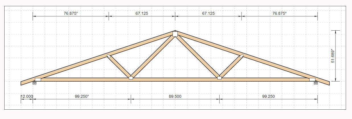 Truss Design Online Fine Homebuilding Breaktime Garage Plans Online Design Building A House