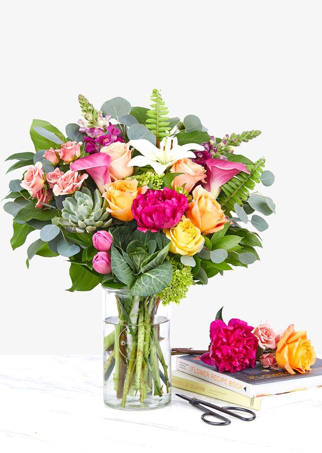 Bloomthat Offers Next And Same Day Flower Delivery To Cities Like Nyc San Francisco Los Angeles And More Do Colorful Arrangements Floral Arrangements Gifts