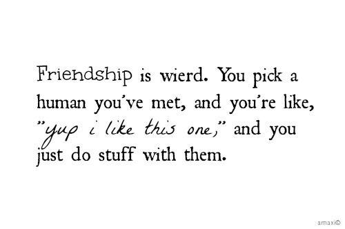 basically. (;