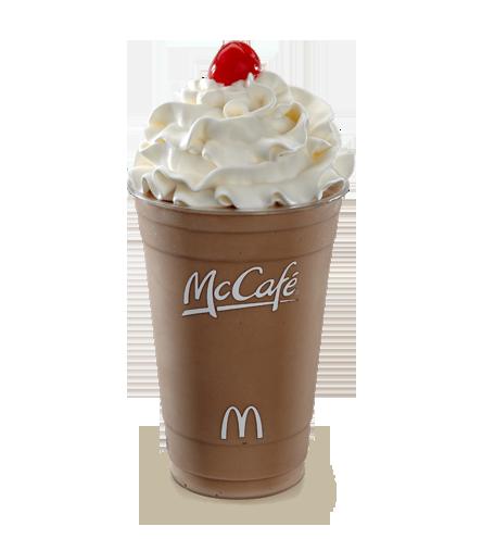 Chocolate Triple Thick Shake Mcdonalds Com Chocolate Shake Mcdonald S Chocolate Shake Holiday Coffee Drinks