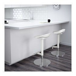 Bar Stool Janinge White New House Tabouret De Bar Ikea