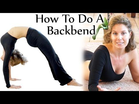 backbend stretches beginners yoga flexibility challenge
