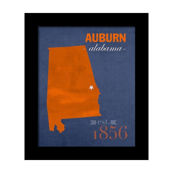 Auburn University Tigers Auburn Alabama College Town State ... on southern cal state map, northern michigan state map, concord state map, rochester state map, eastern ct state map, tucson state map, augusta state map, tulsa state map, northern colorado state map, ole miss state map, williamsburg state map, lake hartwell state map, montgomery state map, lake oroville state map, powder river state map, walla walla state map, anaheim state map, dupont state map, harvard state map, hillsdale state map,