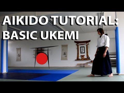 Aikido Ukemi Tutorial Basic Ukemi Standing Forward Roll