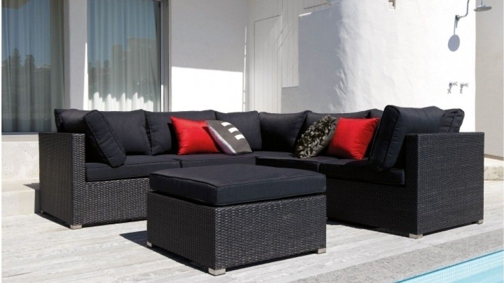bahamas outdoor modular lounge suite outdoor living furniture outdoor bbqs harvey - Aus Weier Couch Und Sofa