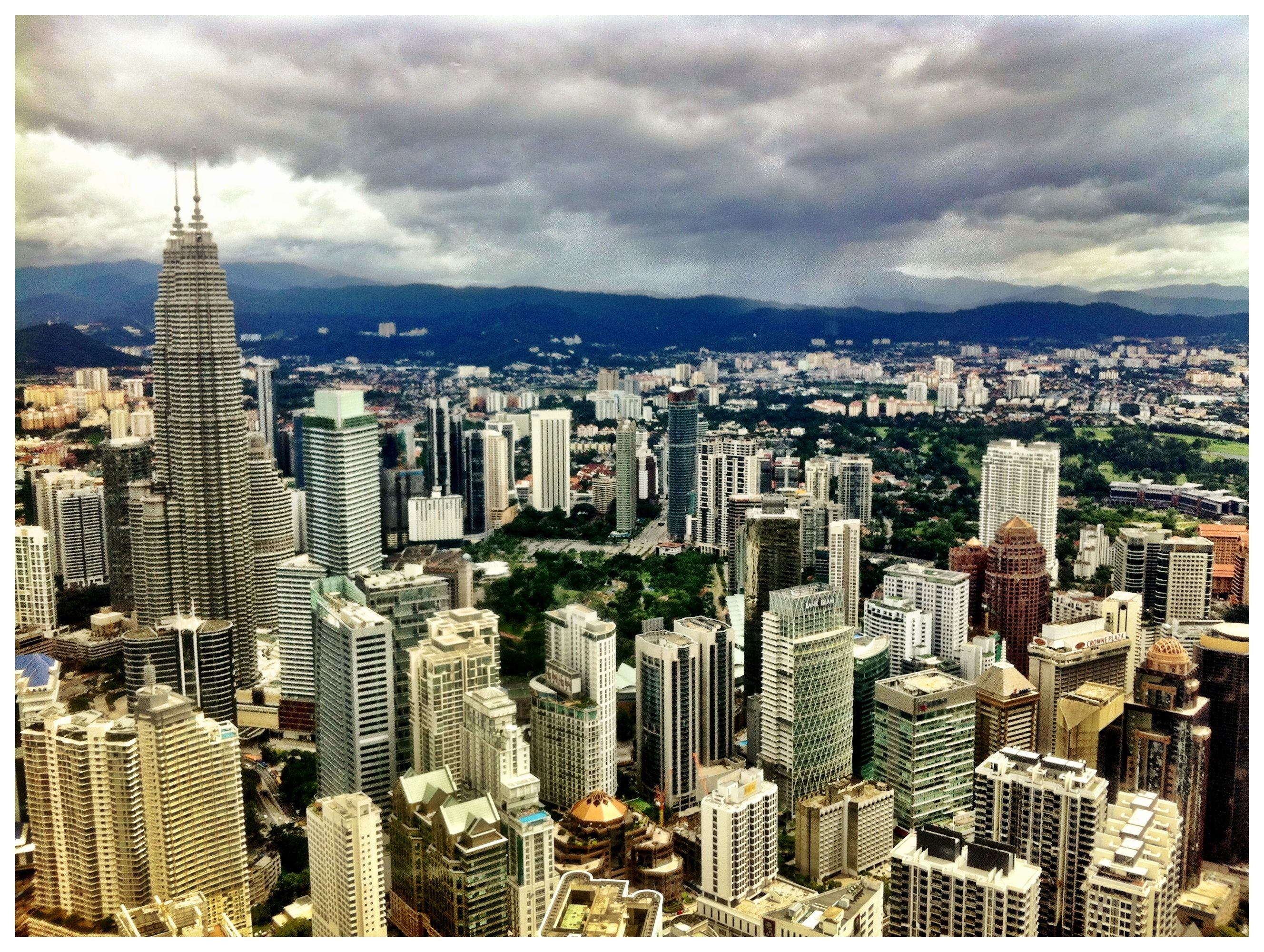 Malaysia, Kuala Lumpur, TV Tower