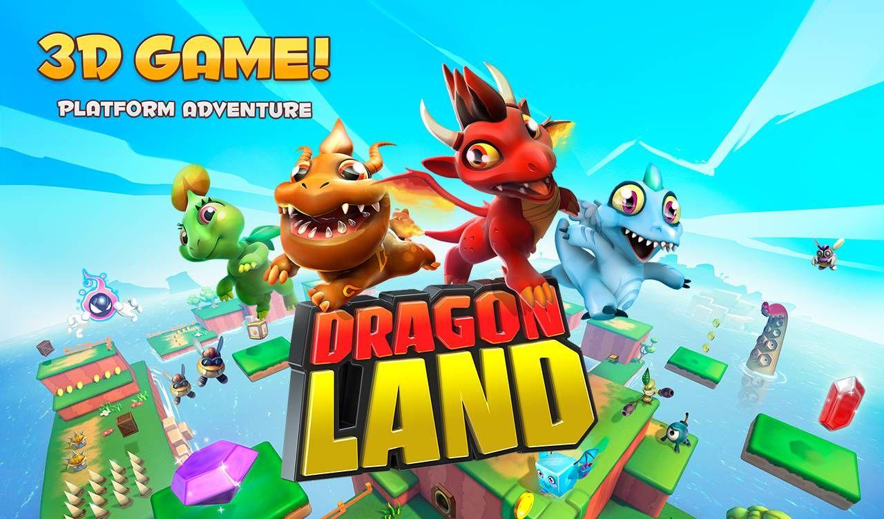 Dragon Land MOD APK v3.2.4 (Unlimited Coins/Diamonds/Lives