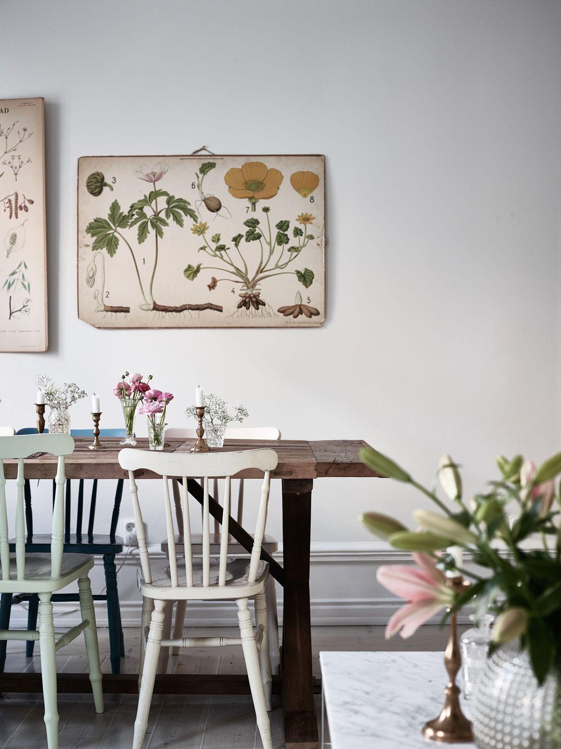 home decor interior design. Via Historiskahem. Sweet Home Make Sweethomemake Interior Decoration Ideas, Living Decor Design