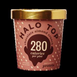 Dairy Ice Cream Flavors Ice Cream Packaging Pint Of Ice Cream Almond Crunch