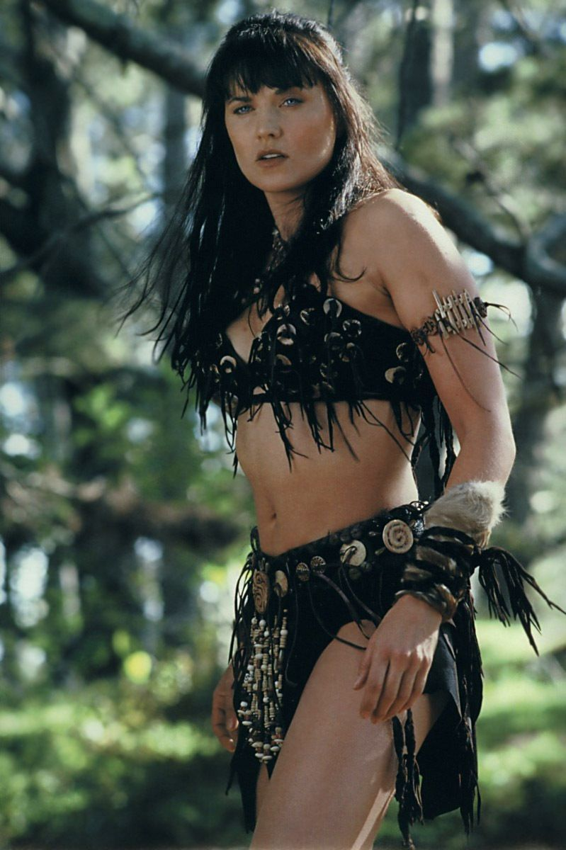 princess Xena warrior