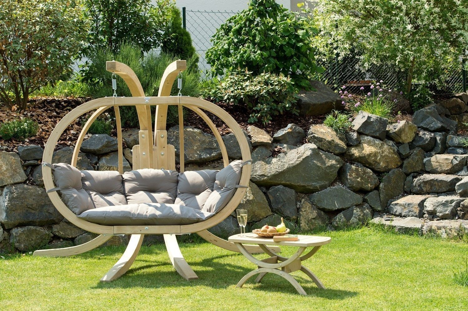 Globo Royal Hanging Chair Hanging Chair Hanging Chair Outdoor Hanging Furniture