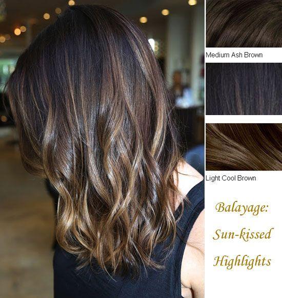Balayage Highlights And Balayage Ombre For Spring 2014 Hair Styles Long Hair Styles Balayage Hair