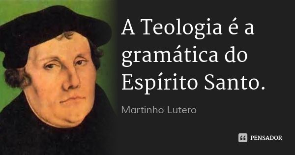 Martinho Lutero Bearing Witness Sola Scriptura Bible Holy Ghost