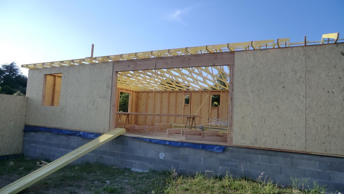 la finition interieure extérieure et revêtement de votre maison