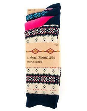 Socks paper wrap label