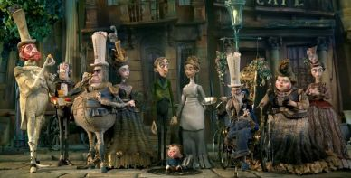"""Don't miss this new trailer followed by a behind the scenes featurette for the Boxtrolls, new Laika's masterpiece """"The Boxtrolls is a comedic fable that un"""