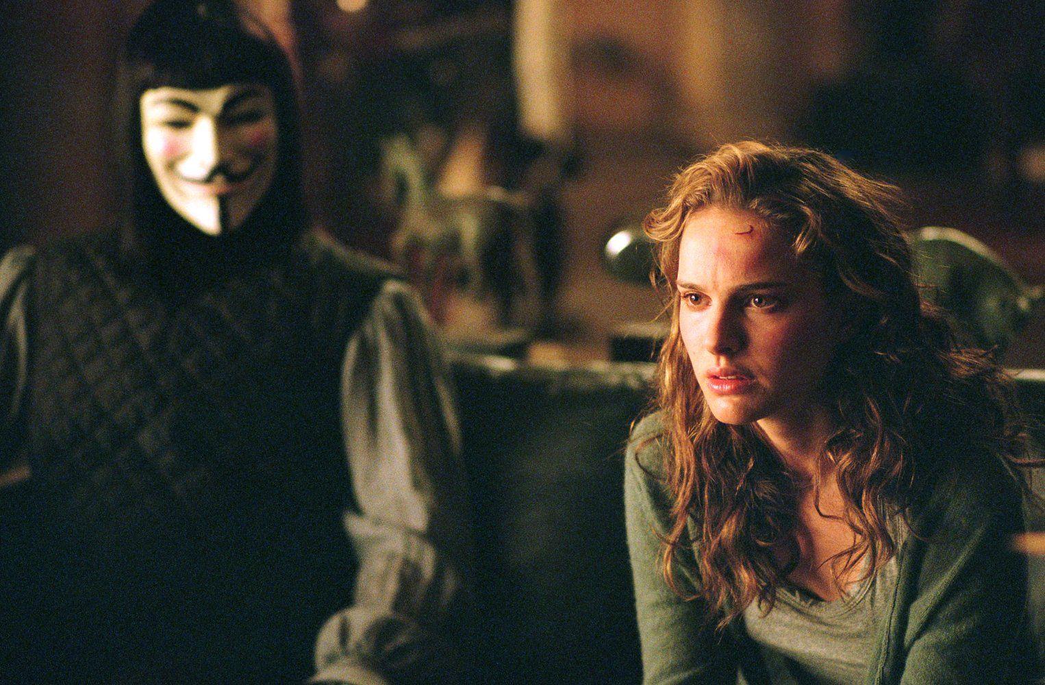 V For Vendetta 2005 V For Vendetta Movie V For Vendetta 2005 V For Vendetta