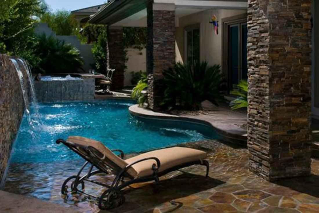 Inexpensive Small Backyard Pool Ideas Home Pinterest Small