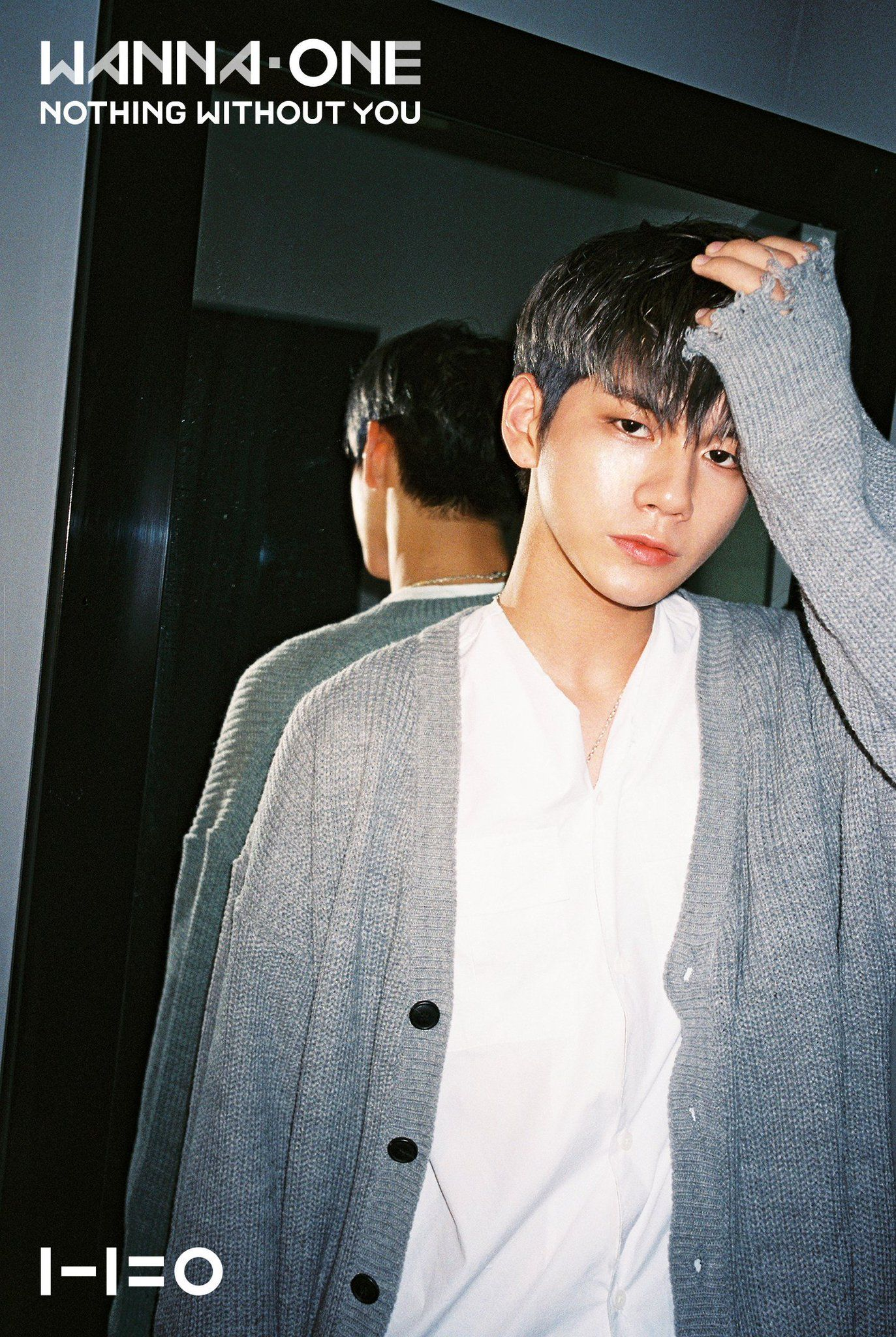 Wanna One On Nothing Without You Ong Seongwoo Album Releases
