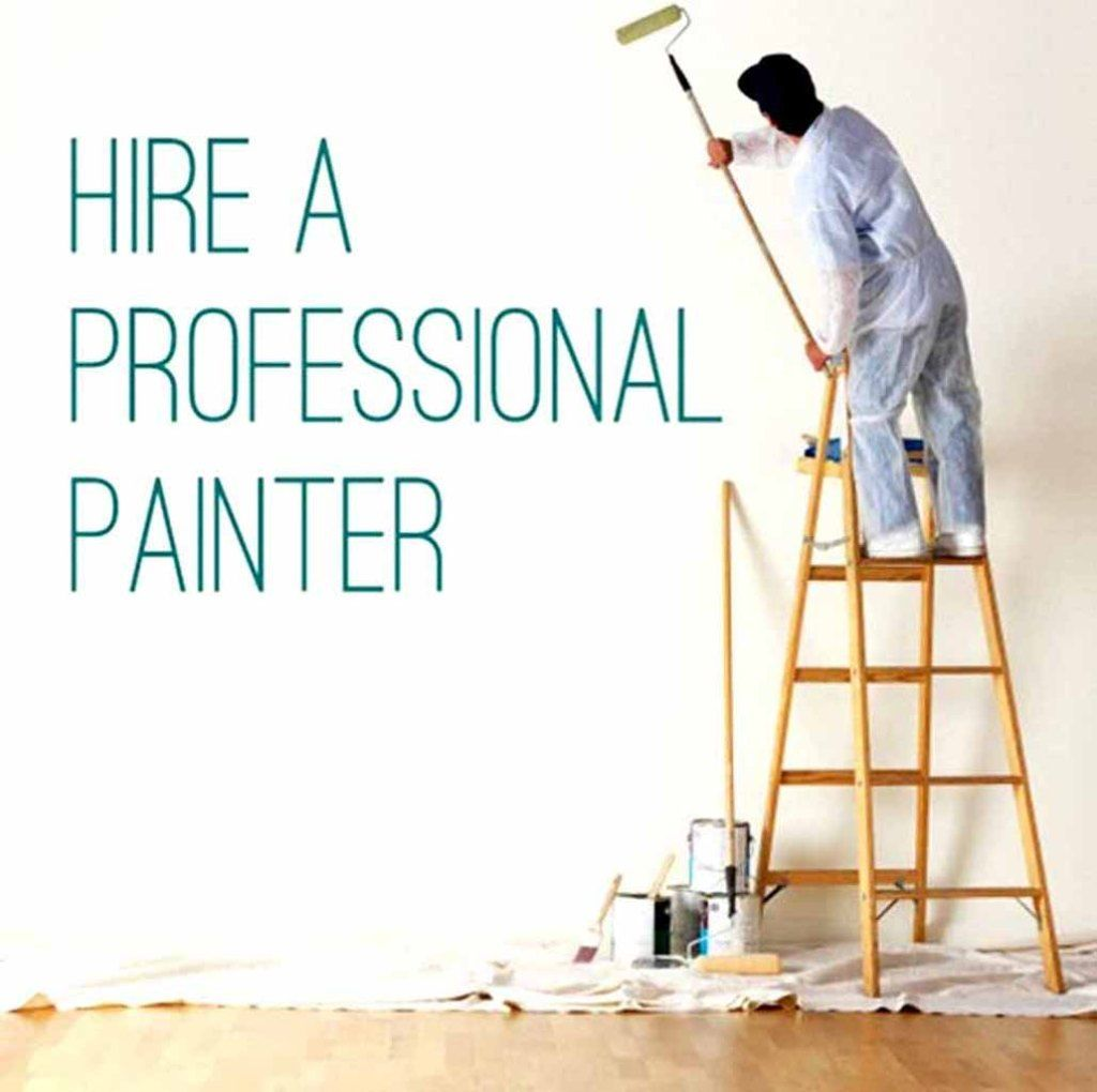 Interior House Painting Cost Average Another Picture And Gallery About  Professional Painter Cost : House Painters Painting Professional House  Painters By H