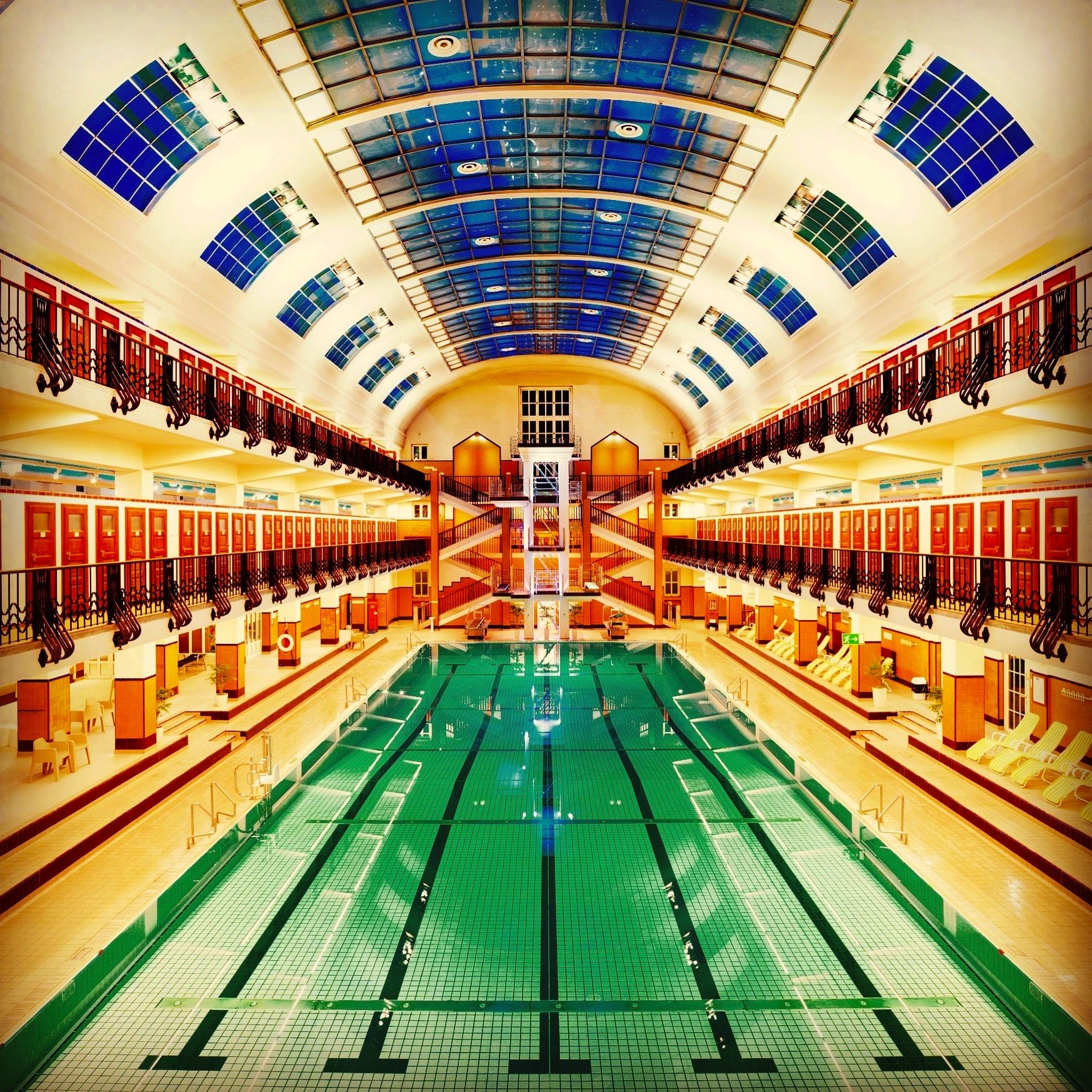 Architectural Inspiration The Stunning Amalienbad Art Deco Art Nouveau Indoor Pool In Vienna Austria Architectural Inspiration Deco Instagram Photo