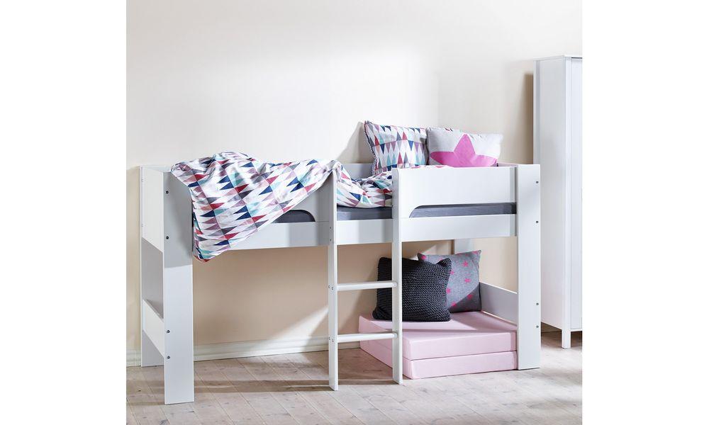 Flexa Kids Bed.Flexa Midsleeper Bedrooms Kids Rooms And Room
