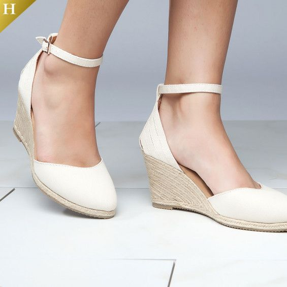 Cisco Wedge In 2019 Wedge Wedding Shoes Womens Shoes