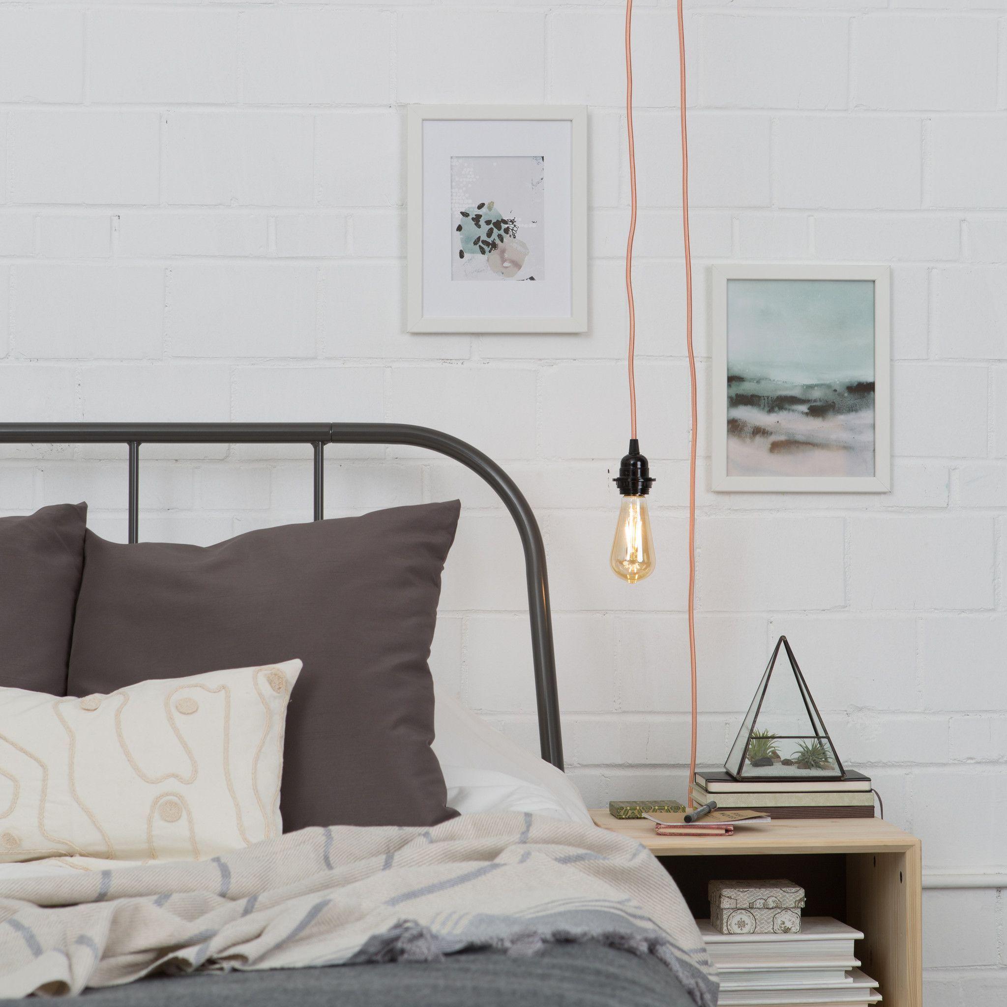 Standard plugin pendant light cord set my house pinterest