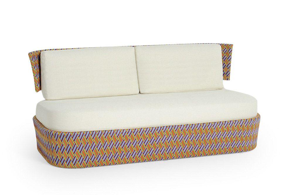Divano Multicolor ~ Kente divano posti kente divano multicolor orange design