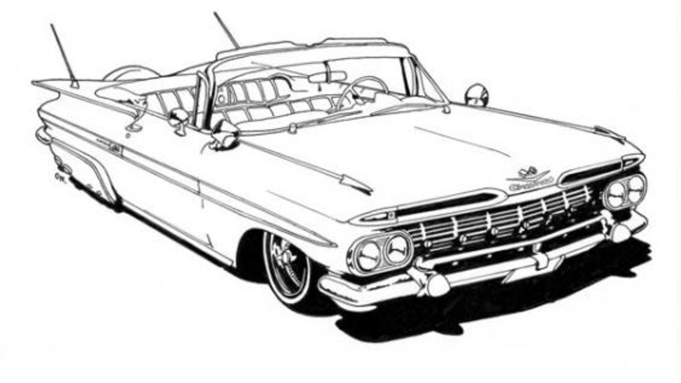 Pin On Lowrider Cars