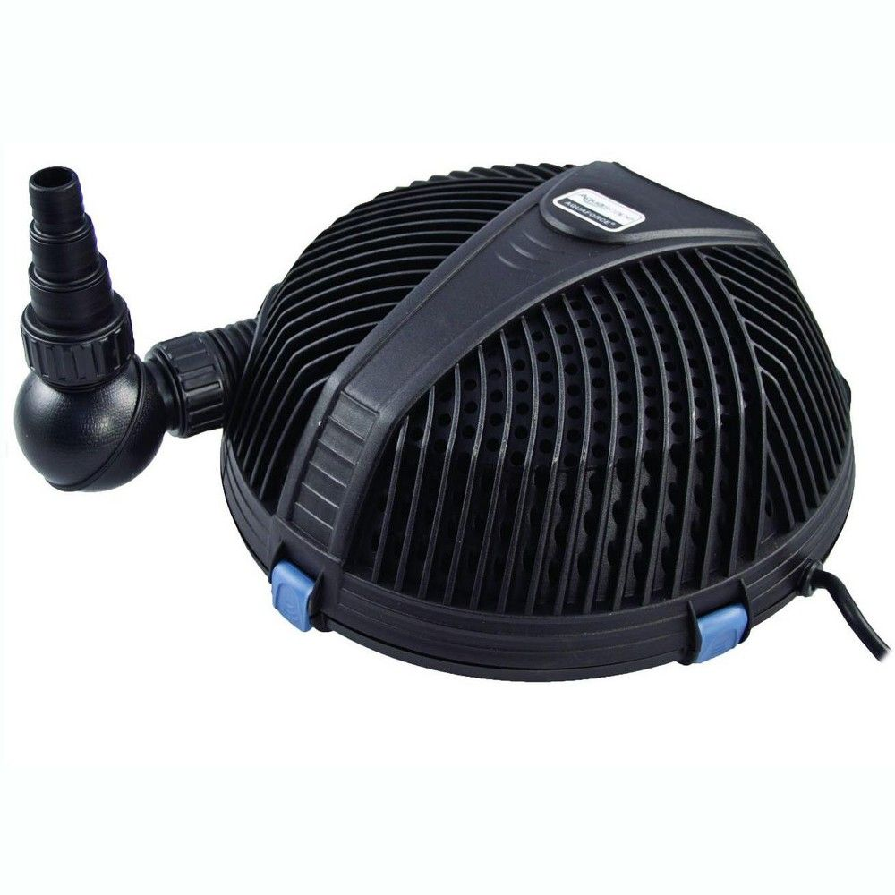 Aquascape Aquaforce 1000 Gph Pond Water Solids Handling And Filter Pump Black Pond Pumps