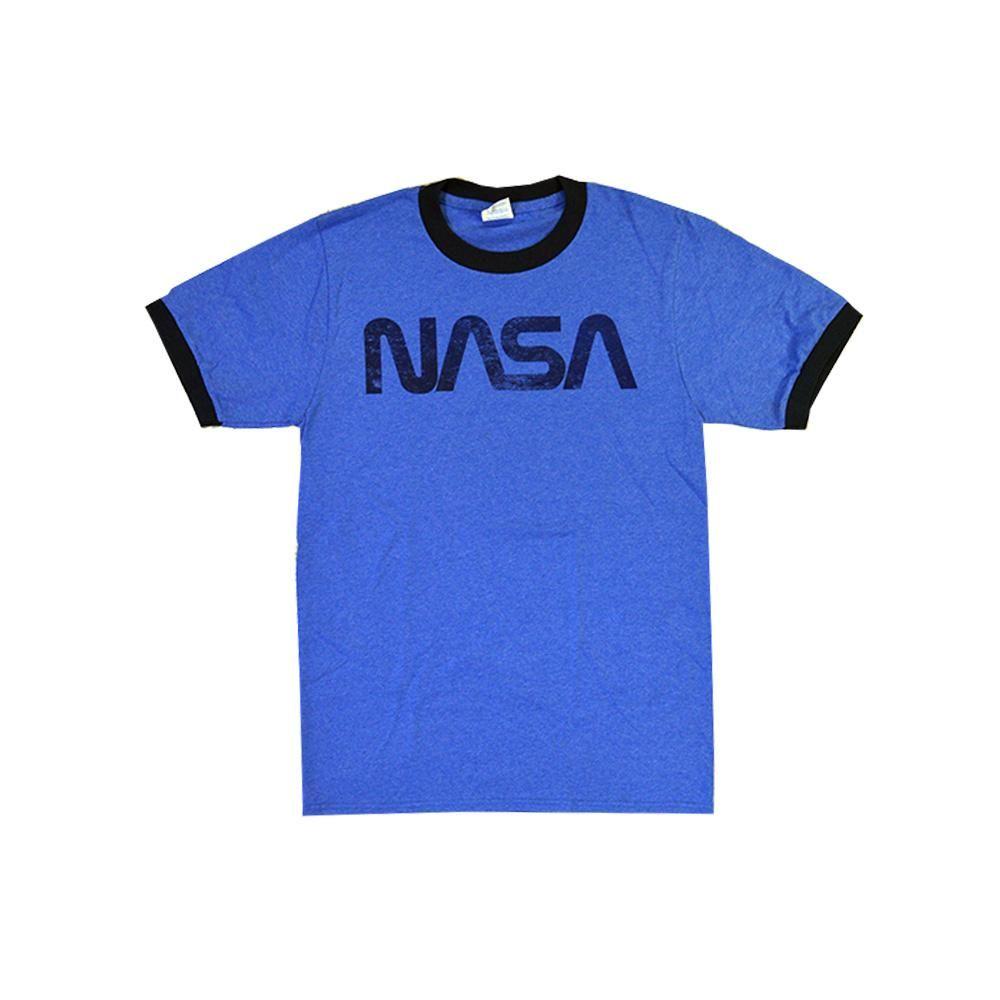 NASA Ringer Tee (With images) Ringer tee, Nasa, Tee shop